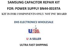 SAMSUNG  LCD TV CAPACITOR REPAIR KIT FOR BN44-00197A, SIP408A