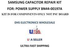 SAMSUNG  LCD TV CAPACITOR REPAIR KIT FOR BN44-00197A, SIP408A