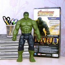 "12"" Marvel Avengers: Infinity War Titan Hero Series Hulk Action Figures Toy AU"