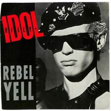 "Billy Idol - Rebel Yell - 7"" Record Single"