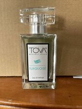 Tova  Beverly Hills Turquoise Eau De Parfum 30mls brand new