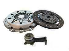 3 PIECE CLUTCH KIT FOR FORD FOCUS MK1 1.4 1.6 1.8 1998-10/03 CSC SLAVE CYLINDER