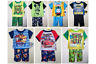 *NWT- DISNEY - BABY TODDLER BOY'S 2-PC SS PAJAMA SET - LICENSED - SIZE: 12M - 4T
