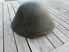 DDR KVP NVA Stahlhelm Glocke 1958 ohne emblem