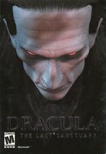 Dracula The Last Sanctuary Macintosh Mac Juego Nueva bandeja de entrada