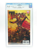 Thor #1 Zombie Variant Edition Marvel Comics CGC 9.8 NM Free Shipping