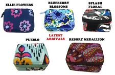 Vera Bradley Travel Pill Case 5 Different Pattern Variations  New w/tags 2018