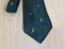 Vintage Playfair Cricket Club Cravate par Lillywhites