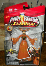 "BAN DAI MIGHTY MORPHIN power rangers SAMURAI 5"" RITA REPULSA FIGURE NIB"