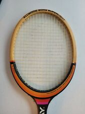 Vintage Bjorn Borg Donnay Allwood Tennis Racquet Made by Donnay Belgium 🇧🇪