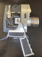 Vintage Bell & Howell Optronic Eye Autoload 8mm Duo Speed Zoomatic Movie Camera