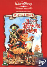 Walt Disney - Muppet Treasure Island [DVD-2003, 1Disc]Region 2.*SPECIAL EDITION*