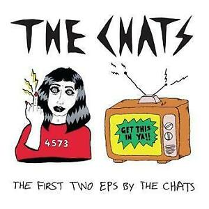Chats The First Two Eps CD NEW