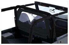 New RT Off-Road Rear Cab Wind Breaker Screen (Black Diamond) - Crown# WB10035
