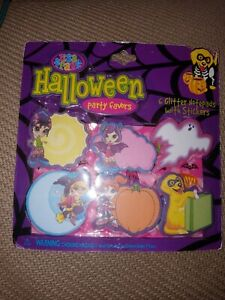 Lisa Frank Halloween Party Favors Mini Notepads
