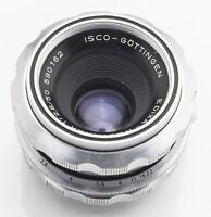 Isco Göttingen Edixa Westanar 50mm 50 mm 1:2.8 2.8 - M42 Anschluss DEFEKT