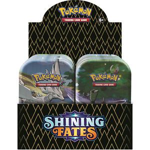 Pokemon-Shining Fates-Mini Tins