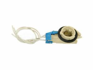 For 1989-1991 GMC R1500 Suburban Fog Lamp Socket SMP 75543MQ 1990