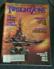 ROD SERLING'S THE TWILIGHT ZONE MAGAZINE JUNE 1988 STEPHEN KING LETTERS