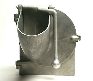 Hobart Pelican Head Buffalo Chopper Attachment Spindle And 3/16 Shedder #12 USA