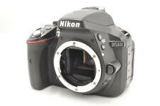 [Near Mint] Nikon D5300 24.2 MP Digital Camera Body Black w/ Charger