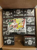 2020 Panini Mosaic NFL Football LOT Of 12x Blaster Box Burrow? Herbert? Tua?