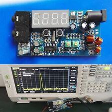Digital LED FM Transmitter 76M-108MHz dc 12V Radio Station 0.5W PLL Stereo FM
