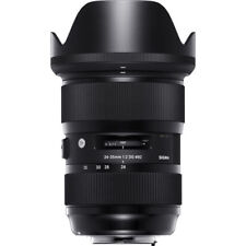 Sigma AF 24-35mm f/2.0 DG HSM Art Lens for Nikon *Genuine Warranty*