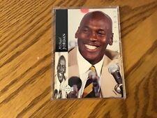1993-94  MICHAEL JORDAN - Upper Deck SE Basketball RETIREMENT Card # MJR1
