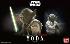 Bandai 1/6 & 1/12 Scale Model Character Figure Kit Star Wars Jedi Master Yoda