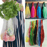 Ecology Reusable Organic Mesh Grocery Shopping Produce Bags Market String Bag ld