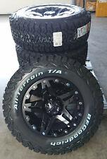 Dirt D66 9x17 6x139,7 Felgen + Reifen BF Goodrich KO2 265/70/17 Ford Ranger Neu