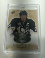 2009/2010 Upper Deck Captains Calling Sidney Crosby