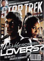 Star Trek movie magazine Greatest romances Leonard Nimoy William Shatner Bones