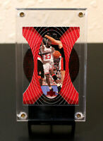 "1998 Upper Deck Michael Jordan ""Jordan Airlines"" Insert Card #AL8 (DIE CUT)."