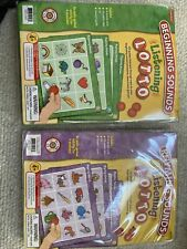 Beginning Sounds & Rhyming Sounds Lakeshore Learning Listening Lotto