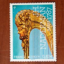France 4860 ** Europa Harpe Naderman  en 2014