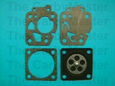 Teikei Replacement EX-TK10 Gasket and Diaphragm Kit Fits Kawasaki TH48