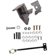 Jeep CJ5 CJ7 CJ8 Heavy Duty Steering Gear Box Mount & Brace Kit