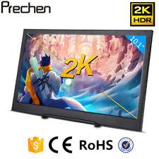 """10,1 """"tragbarer Gaming Monitor 2560x1600 2K IPS LCD Display mit 2 Mini HDMI USB"""