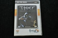 Thief The Dark Project  PC Game Solt out serie