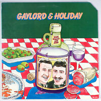 Gaylord and Holiday - Wine, Women and Song (1976) [SEALED] Vinyl LP •