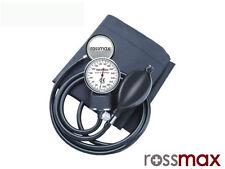 New Blood Pressure Monitor Rossmax GB 101 BP Apparatus Dial Type BP Monitor