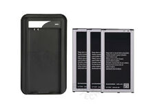 3 X 2800mAh battery + USB Door Charger for Samsung Galaxy S5 i9600