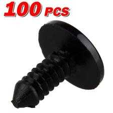 100x Nylon Door Weatherstrip Hardware Clips Rivet Retainer for GMC Canyon