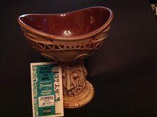 Disney Rongo Enchanted Tiki Room Bowl NWT three Tiki faces 50th Anniversary