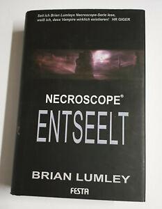 Brian Lumley Necroscope 4 Entseelt, gebunden
