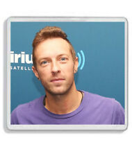 Chris Martin (Coldplay) Drinks Coaster *Great Gift!*