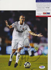 PEPE MADRID PORTUGAL 2014 WORLD CUP SIGNED AUTOGRAPH 8X10 PHOTO PSA/DNA COA #2