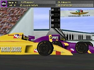 Indy Racing - Road to the Indianapolis 500 [CD-ROM] [CD-ROM]
